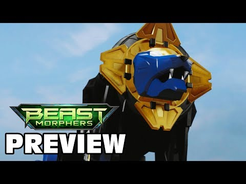 Beast Morphers Episode 7 Preview | Beast King Rampage Official First Look | Power Rangers Official