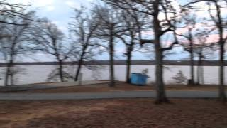 Eufaula (OK) United States  city images : Oklahoma Lake Eufaula State Park outside coach views