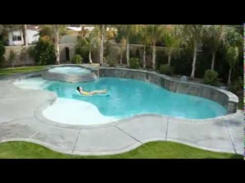 Fotos albercas residenciales videos videos for Ver piscinas grandes