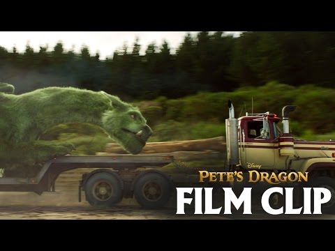 Pete's Dragon (Clip 'I Thought I Had It in Reverse')