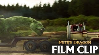 """I Thought I Had It In Reverse"" Clip - Disney's Pete's Dragon"