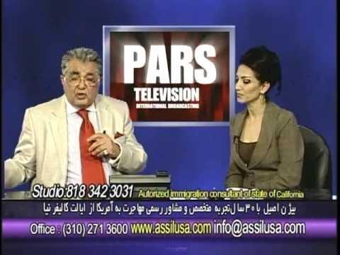 Bijan Assil at Pars TV – May 14, 2013 Part-02