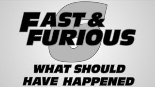 Nonton Fast   Furious 6   What Should Have Happened Film Subtitle Indonesia Streaming Movie Download
