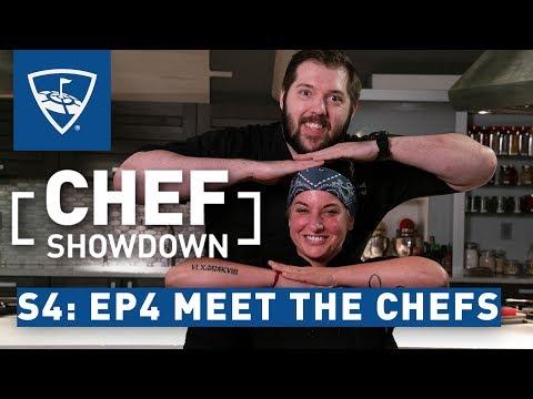 Chef Showdown | Season 4: Episode 4 Meet the Chefs | Topgolf