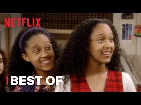 The Best Scenes In Sister Sister | Netflix