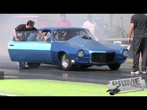 Drag Racing at NOPI Nationals