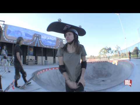 Blog Cam #93 - Girl Skateboarders Are Weird 2