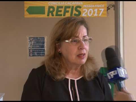 Concilia Caçapava Refis 2017