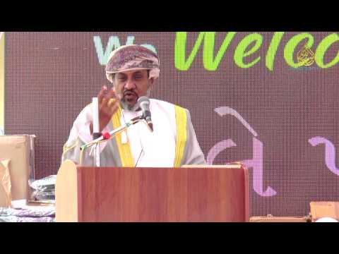 Jamia Akkalkuwa in the eyes of its Well wishers series: Dr. Ahmed Hassan