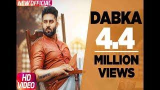 Video Dabka (Full Video) | Harsimran feat Firoza Khan | Latest Punjabi Song 2018 | Speed Records MP3, 3GP, MP4, WEBM, AVI, FLV Juni 2018