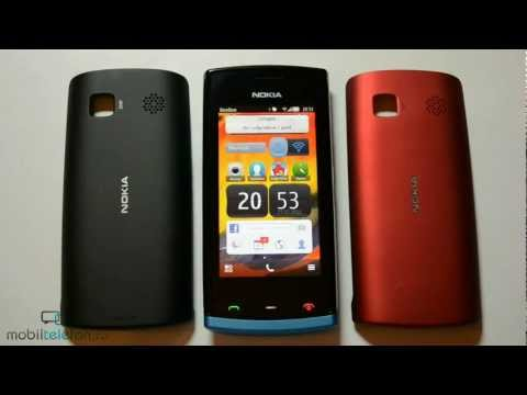 Обзор Nokia 500 на Symbian Belle (review)