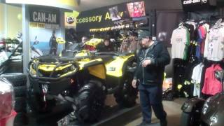 6. 2013 Can Am Outlander 1000 XT. The PowerStore build.