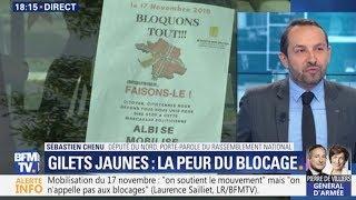 Zap zap - [Zap Actu] Blocages, manifestations : que va-t-il se passer le 17 novembre ? (12/11/18)