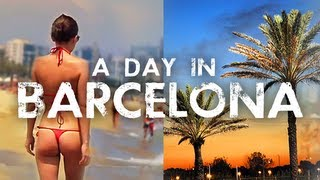 Barcelona Spain  city images : A Day in Barcelona