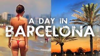 Barcelona Spain  city photos gallery : A Day in Barcelona