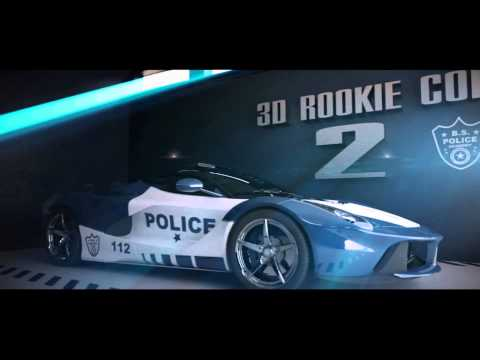 Video of 3D Rookie Cop 2 - Car Games