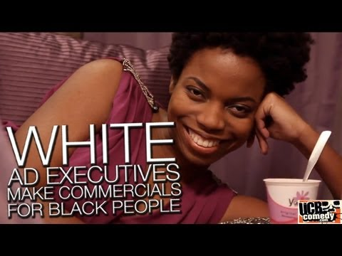 White Ad Execs Make Commercials for Black People: a COMMERCIAL PARODY by UCB Comedy