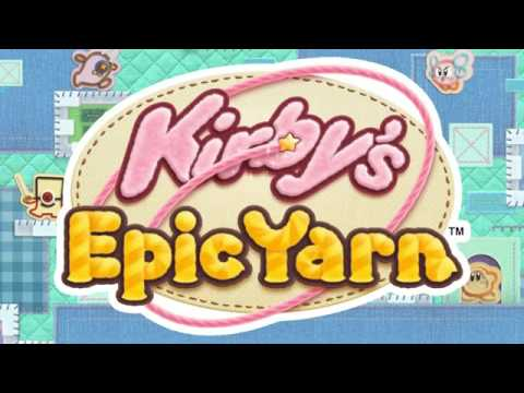 Secret Island  Kirby s Epic Yarn Music Extended [Music OST][Original Soundtrack]