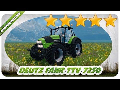Deutz Fahr TTV 7250 v3.2