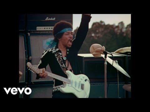 """Rare footage of Jimi Hendrix doing """"Voodoo Child"""" on Maui, 1970"""