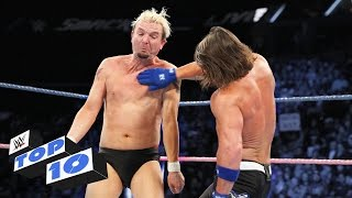 Nonton Top 10 Smackdown Live Moments  Wwe Top 10  Oct  18  2016 Film Subtitle Indonesia Streaming Movie Download