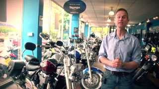 8. Triumph Thunderbird LT Introduction