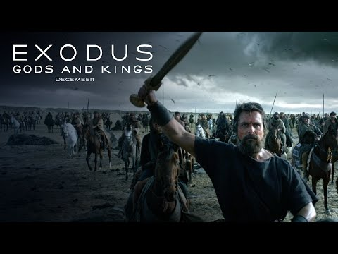 Exodus: Gods and Kings TV Spot 'Hope This Holiday'