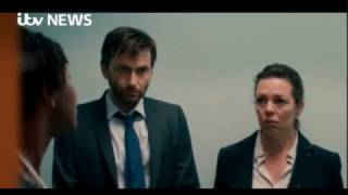 David Tennant Talks Broadchurch News