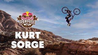 La folle descente à VTT de Kurt Sorge, le vainqueur de Red Bull Rampage 2015