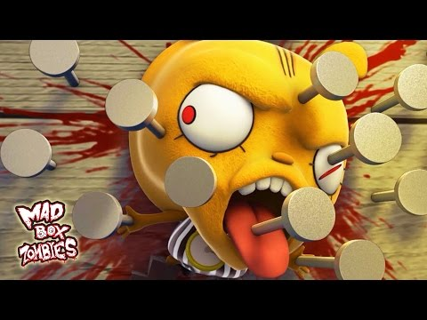 Kartun dewasa: Audisi - Mad Box Zombies