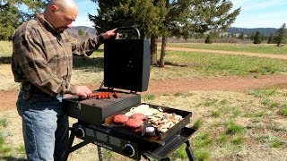 Blackstone Tailgater: All-Purpose Outdoor Cooking Unit