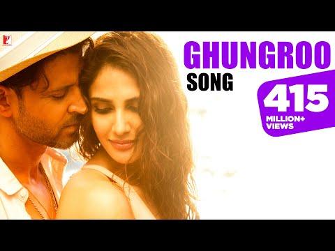 Ghungroo Song | WAR | Hrithik Roshan, Vaani Kapoor | Arijit Singh, Shilpa | Vishal & Shekhar, Kumaar