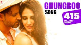 Ghungroo Song | War | Hrithik Roshan, Vaani Kapoor | Vishal & Shekhar |ft| Arijit Singh | Shilpa Rao