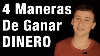 Video: Las 4 Maneras Concretas De Ganar Dinero