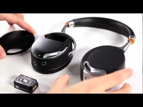 Parrot Zik Headphones Unboxing