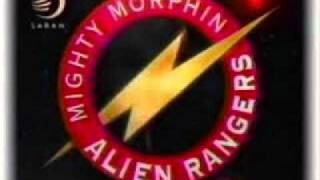 Mighty Morphin Alien Rangers - Theme Song
