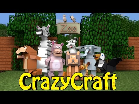 craft - Minecraft has been too many boss mobs running around! The Orespawn mod gives us a way to create a Zoo and cage all the scary Minecraft mobs! ▭▻ SUBSCRIBE: http://goo.gl/HUkXxf ○ Mod...