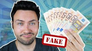 Video 450€ de Faux Billets ! MP3, 3GP, MP4, WEBM, AVI, FLV Oktober 2017