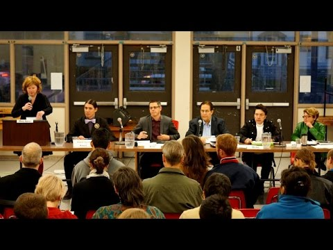 Winnipeg Mayoral Debate Oct 3 2014