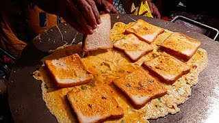 Video India Street Food - EGG OMELETTE SANDWICH MP3, 3GP, MP4, WEBM, AVI, FLV April 2019