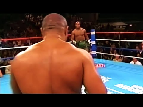 David Tua (New Zealand) vs Michael Moorer (USA) | KNOCKOUT, BOXING fight, HD