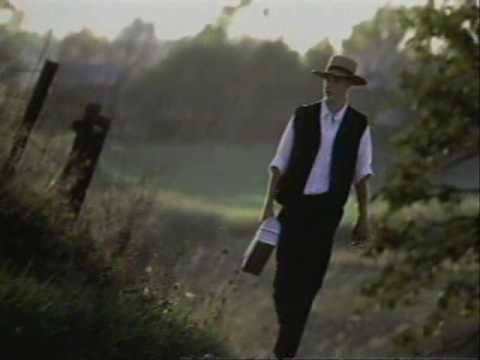 Amish Centerfold