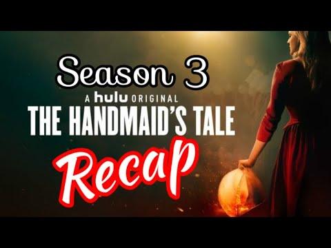 The Handmaids Tale Season 3 Recap