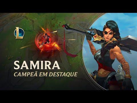 Campeã em Destaque: Samira | Mecânica de jogo - League of Legends