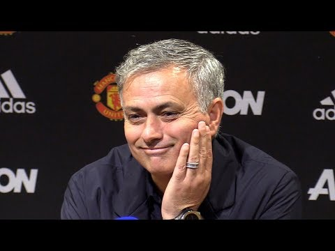 Manchester United 2-1 Arsenal - Jose Mourinho Full Post Match Press Conference - Premier League (видео)