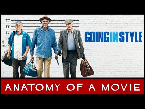 Going In Style Review | Anatomy of a Movie