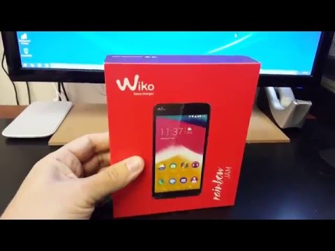 WIKO RAINBOW JAM 4G DUAL SIM Unboxing Video – in Stock at www.welectronics.com