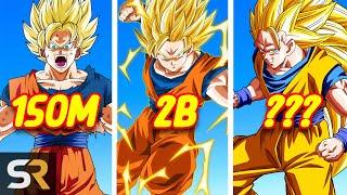 Video Dragon Ball Z: Super Saiyan Power Levels Explained MP3, 3GP, MP4, WEBM, AVI, FLV Agustus 2018