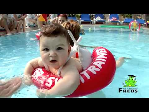Freds Swin Academy - Colac copii Swimtrainer