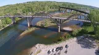 Gassville (AR) United States  city photos gallery : DJI Phantom 2 Vision+ - Cotter Spring - Cotter, AR
